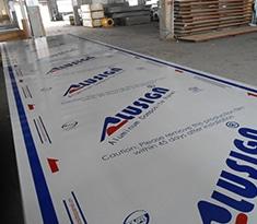 Alusign aluminum composite panel