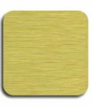 Gold brushed acp panels