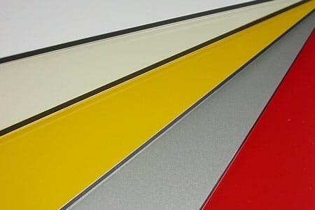 Sign board Aluminum Composite Panel