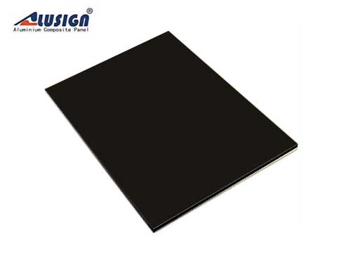 alusign aluminum composite panel