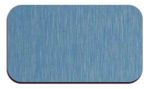 brushed acp panel alusign