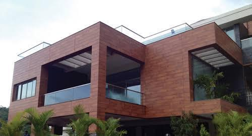 What are aluminum composite panels used for